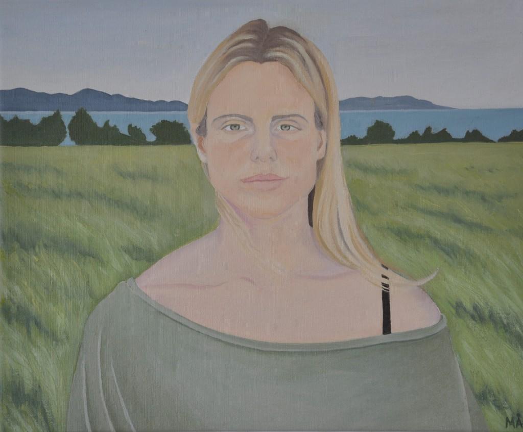 Porträtt Ansikte