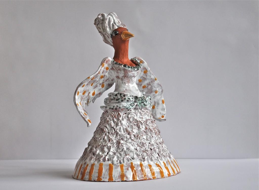 Marie Åström skulptir keramik KRO
